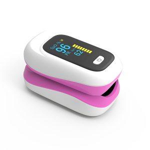 YK-80 OLED: 指夹式脉搏血氧仪