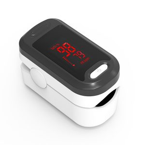 YK-88 LED: 指夹式脉搏血氧仪
