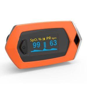 oSport: 指夹式脉搏血氧仪