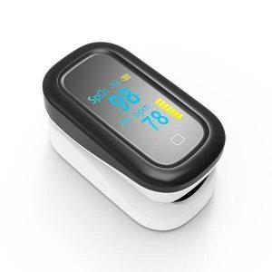 oFit: 触摸款指夹式脉搏血氧仪