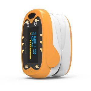 oKids: 儿童款指夹式脉搏血氧仪