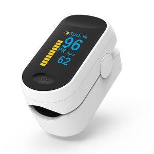 C1 OLED: 指夹式脉搏血氧仪